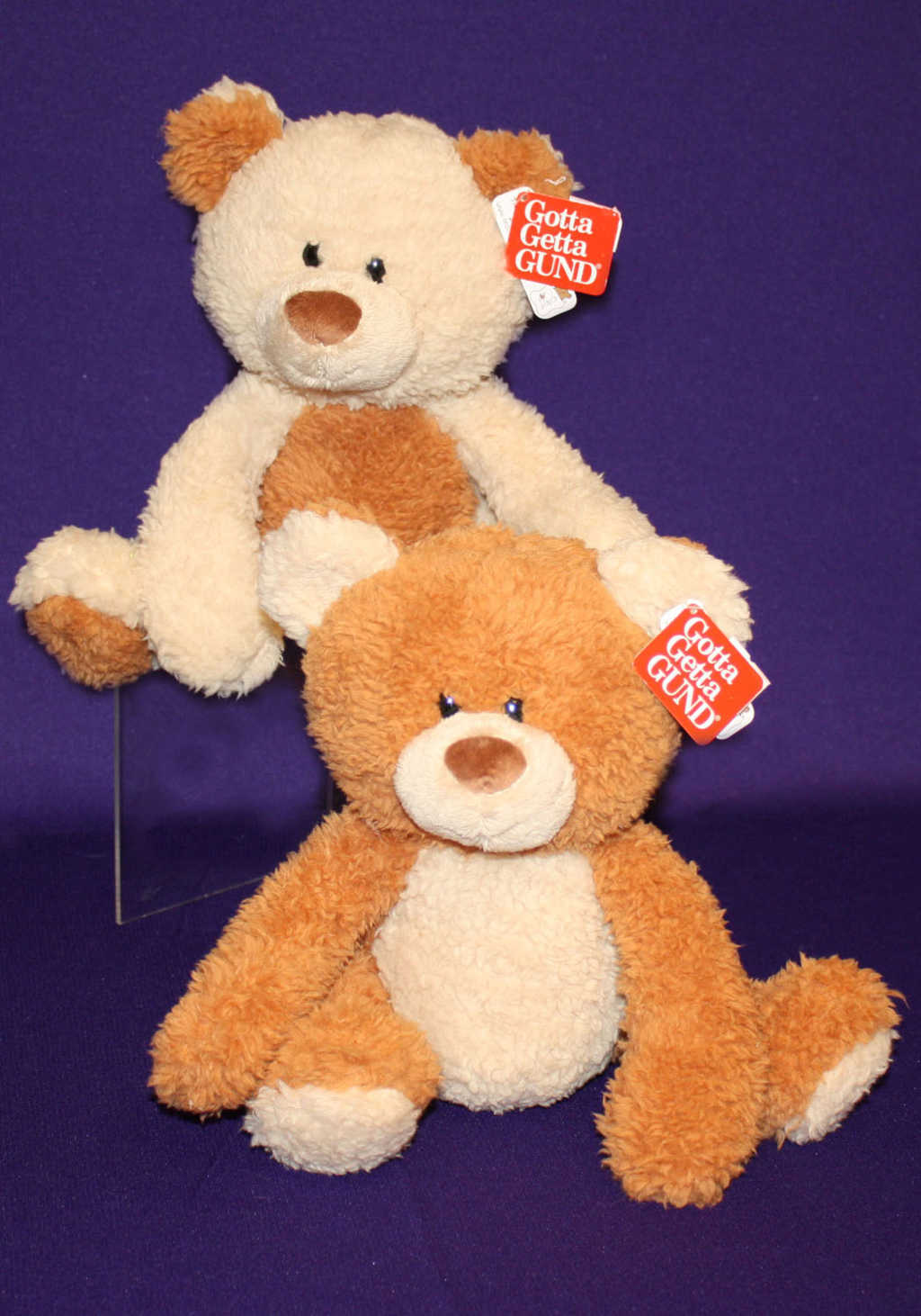 Light brown Plush Toy Bear Available at Mon General Hospital Gift Shop